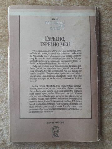 """Livro: """"Espelho, Espelho Meu, de Fanny Abramovich"""". - Foto 2"""