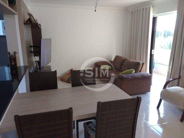 Apartamento com 3 dormitórios à venda, 102 m² - Vila Sao Pedro - São Pedro da Aldeia/RJ - Foto 2