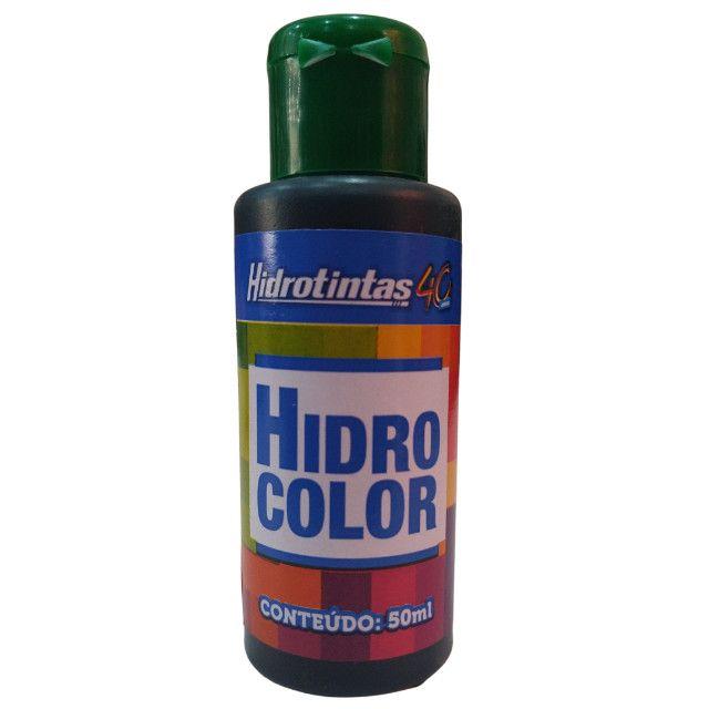 Corante Liquido Hidrocolor 50ml - Hidrotintas - Foto 5
