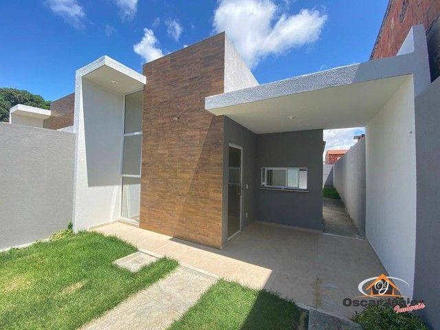 Casa com 3 dormitórios à venda, 89 m² por R$ 238.000,00 - Precabura - Eusébio/CE