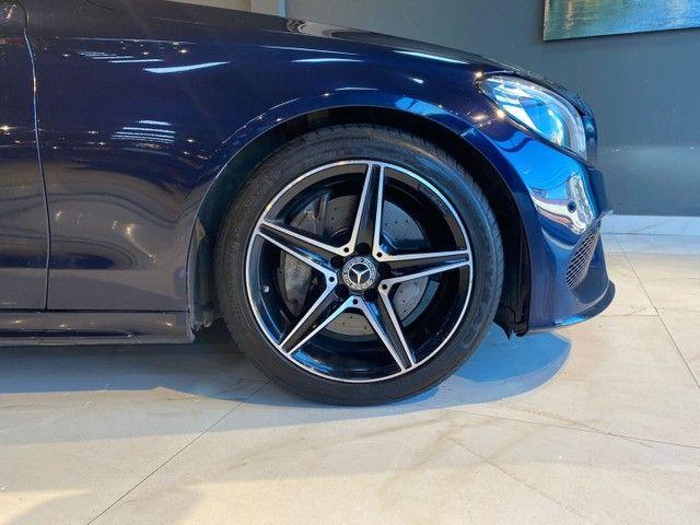 Mercedes-Benz C300 2.0 Sport 9G-Tronic 2018,Configuração Linda,Impecável  - Foto 17