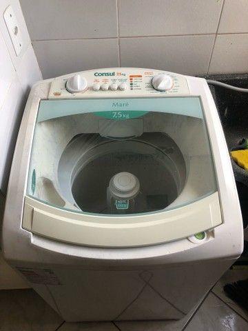 Máquina de lavar cônsul 7,5kg