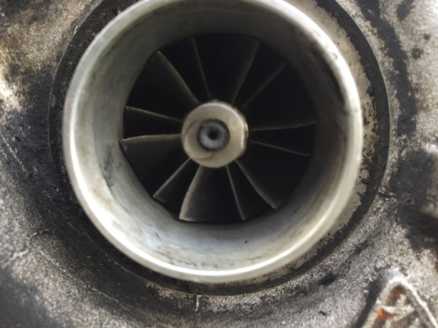 Turbina Audi A3 - Foto 2