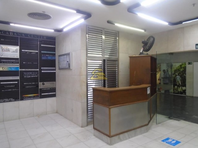 Escritório para alugar em Copacabana, Rio de janeiro cod:SCI3790 - Foto 15