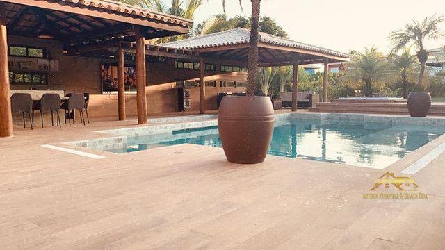 Casa 4 Suítes Quintas de Sauípe Porteira Fechada Alto Luxo - Foto 3