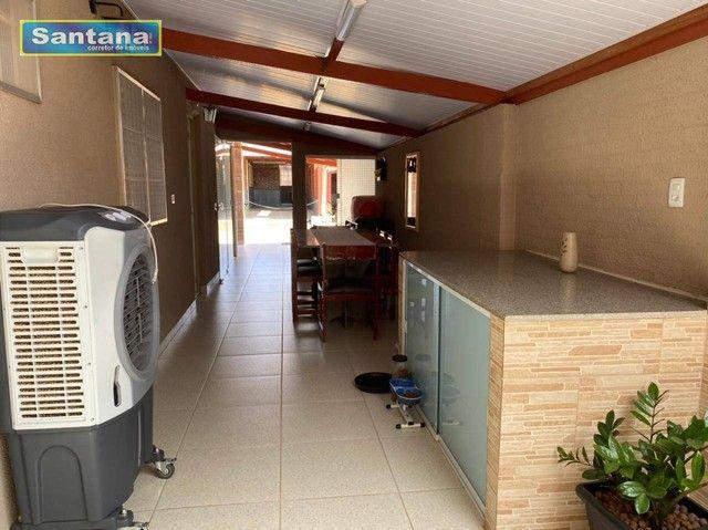 Chale com 4 dormitórios à venda, 160 m² por R$ 220.000 - Mansões das Águas Quentes - Calda - Foto 13