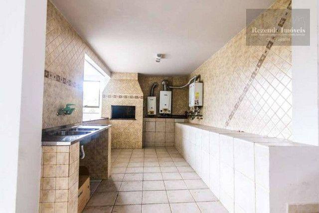 LF-CA0513-Casa com 4 dorm para alugar,472 m² por R$ 9.500/mês-São João-Curitiba/PR - Foto 12