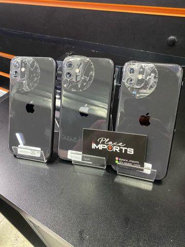IMPERDÍVEL iPhone 11 128gb preto, loja física