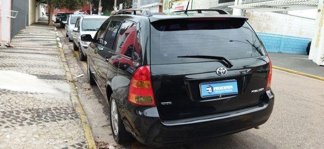 Corolla Fielder xei 1.8 automática 2007 - Foto 8
