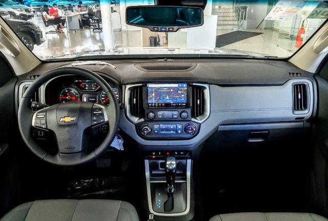 Nova Chevrolet S10 Ltz Diesel 2.8 Diesel 2022 - Foto 12