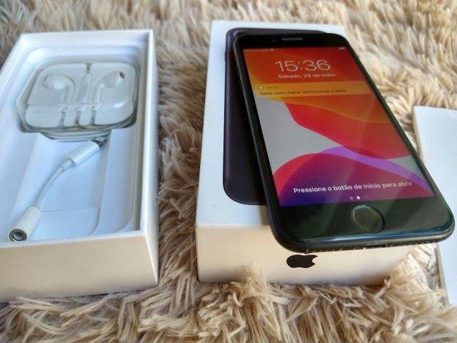 iPhone 7 128gb usado 12x sem juros - Foto 4