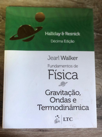 Livro Fisica Jearl Walker 10 ed. Vol. 2