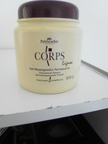 Hinode Gel massageador
