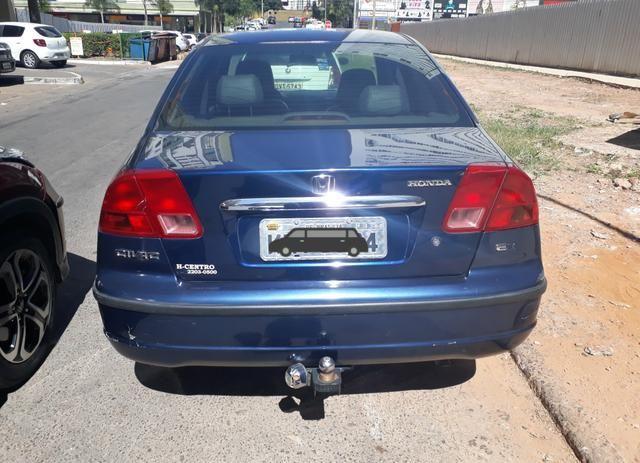 Honda Civic Sedan 2001 EX 1.7 Automático 4P 130 Cv (111.000 Km)
