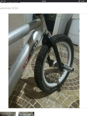 Bike bmx aluminio