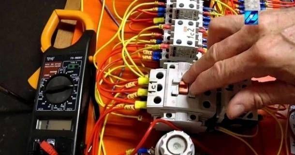 Eletricista, Comandos Elétricos, Eletrotécnico