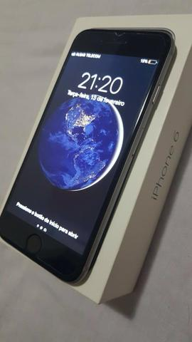 IPhone 6 16gb cinza