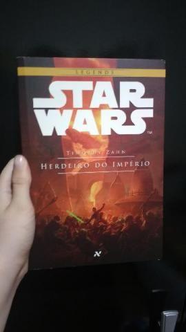 Livro Star Wars - Herdeiro do Império