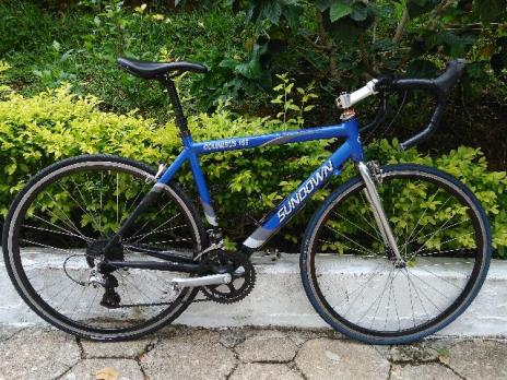 Sundown Columbus 16s | Speed (road bike)
