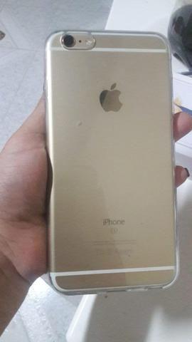 IPhone 6s Plus novo com apenas uma semana de uso