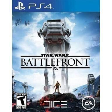 Jogo PS4 Star Wars Battlefront