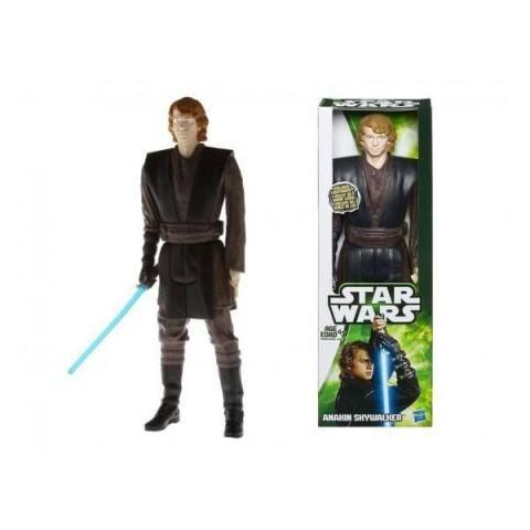 Boneco Star Wars' Anakin Skywalker - SOMENTE VENDA