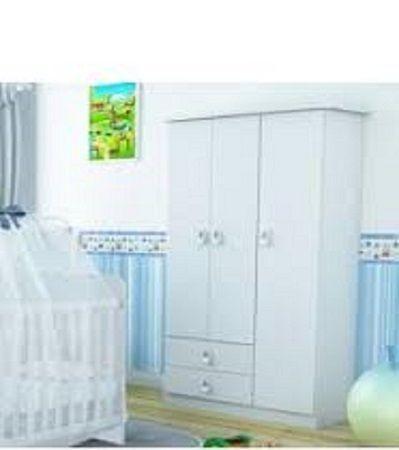 Super Oferta Guarda Roupa Infantil Super Dividido Novo na Caixa Apenas 449,00
