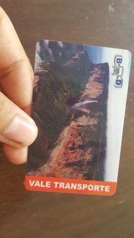 Alugo meu cartao de onibus . com 540 de credito livre .por apenas 280 .$