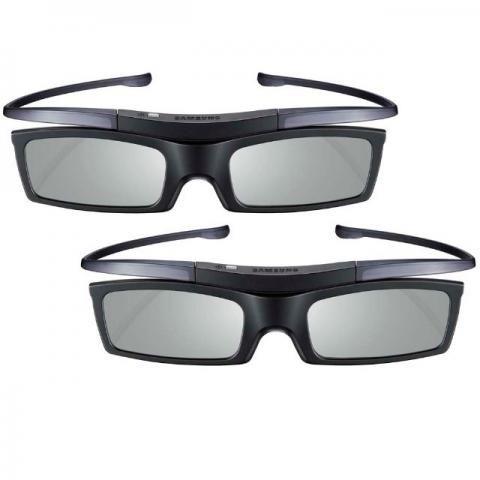 Óculos 3D Samsung, modelo: 5100GB NOVO (02 unidades)