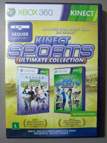 Jogo Sports Ultimate Collection