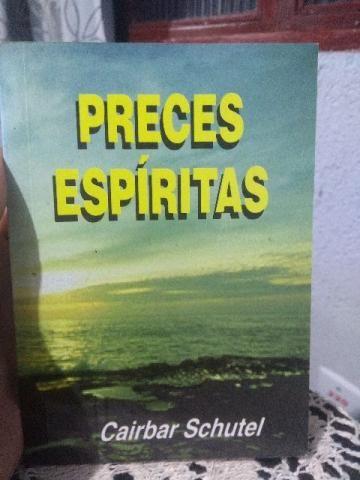 Livro - Preces Espíritas - Cairbar Schutel