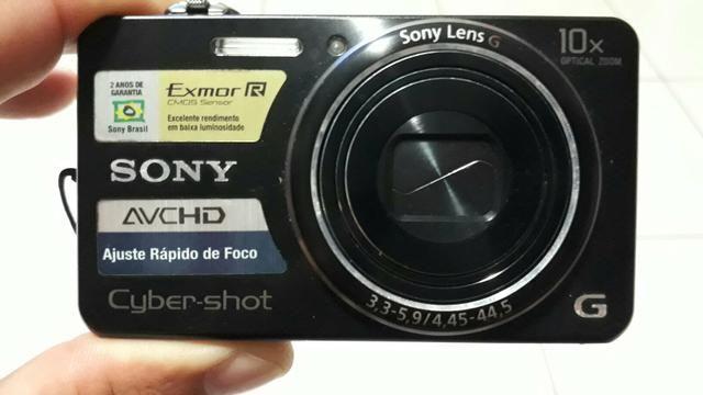 Câmera Fotográfica Cyber-shot 18.2 Megapixels