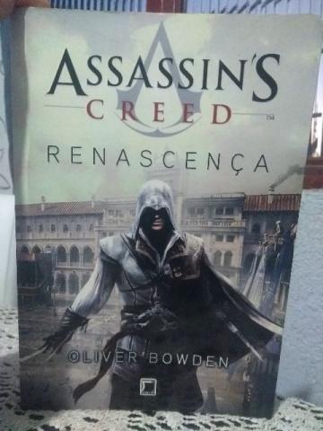 Livro - Assassins Creed - Renascença - Oliver Bowden