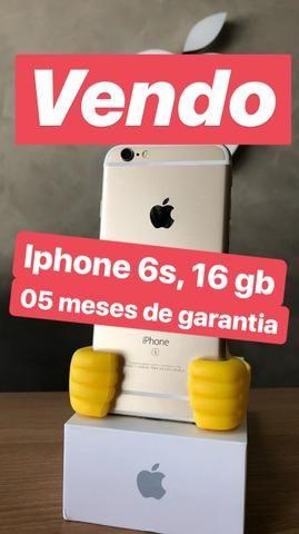 IPhone 6s, 16gb, completo com caixa e acessórios originais