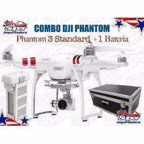 Drone Phantom 3 Standard (NOVO)