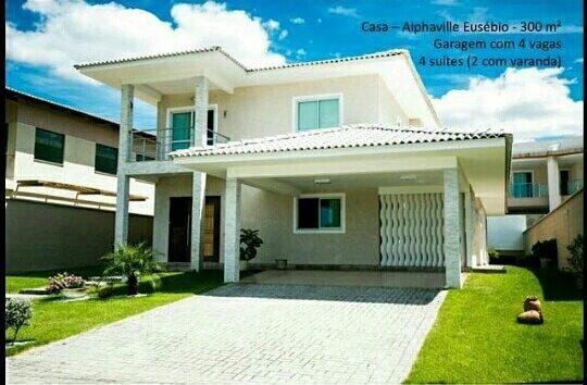Oportunidade casa no Alphaville Eusebio