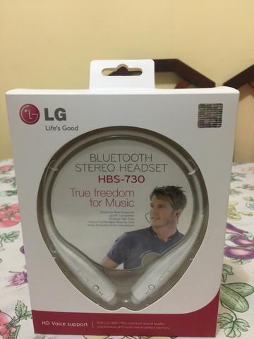Vendo Fone Bluetooth Lg Stereo Headset