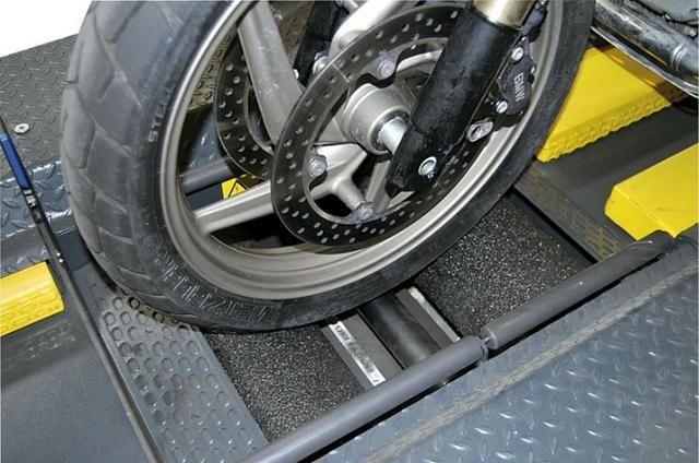 Frenômetro de moto, Regloscópio, equipamentos para inspeção veicular