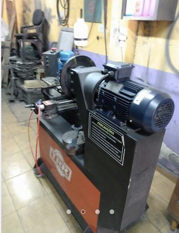 Torno automático copiador diamantador - Foto 3