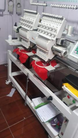 Máquina de bordado - Foto 3