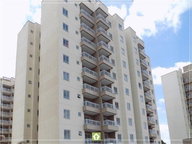 Apartamento em Messejana, 3 Quartos - Condomínio Villa Venezia