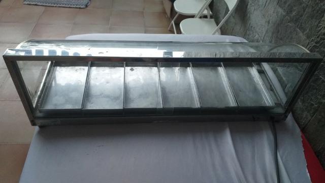 Estufa de salgados com 6 bandejas - Foto 4