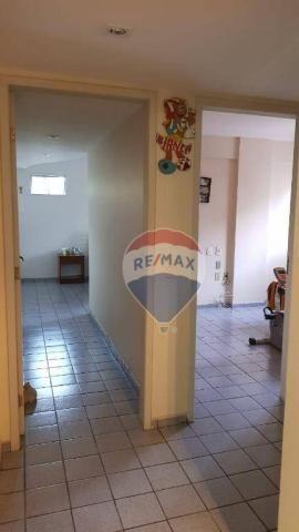 Apartamento com 3 dormitórios à venda, 106 m² por R$ 230.000,00 - Barro Vermelho - Natal/R - Foto 9