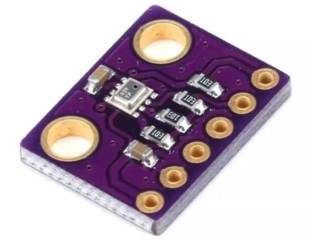 COD-AM279 Sensor Bme280 Pressão Temperatura E Umidade Gy-bm Arduino Robotica - Foto 2