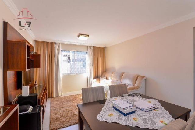 Apartamento com 3 dormitórios à venda, 79 m² por R$ 310.000,00 - Bacacheri - Curitiba/PR - Foto 3