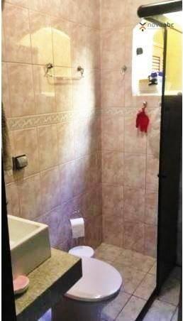 Sobrado com 3 dormitórios à venda, 220 m² por R$ 590.000 - Parque Marajoara - Santo André/ - Foto 8