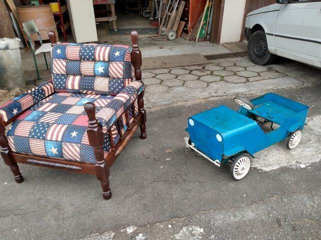 Brinquedos antigos e restaurações - Foto 5