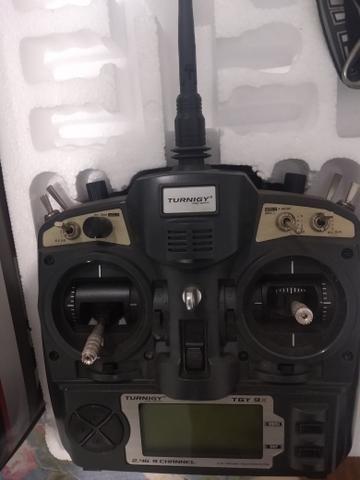 Rádio turnigy 9x