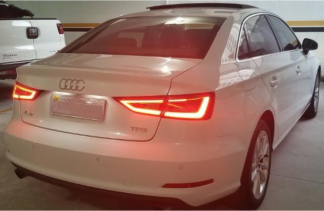 Audi A3 2.0 Ambition - Único dono - Revisões na Audi!! - Foto 2