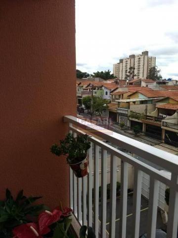 Apartamento com 2 dormitórios à venda, 55 m² por r$ 235.000 - conjunto residencial pombeva - Foto 12